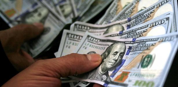 Dólar atinge maior valor da história nesta sexta-feira