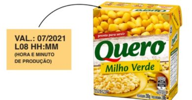 Heinz faz recall de 244 caixas de milho verde por risco de presença de bactérias
