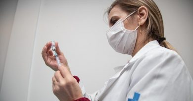 Canoas imuniza pessoas a partir de 55 anos contra Covid-19 nesta sexta-feira